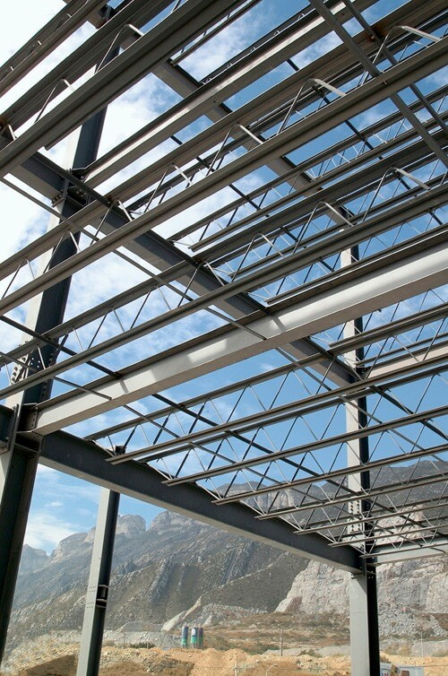 Steel Joist Ez Metal Ez Metal Metal Steel Decking